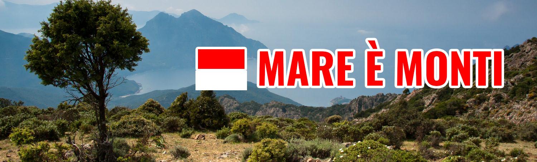 Le Mare e Monti en Corse